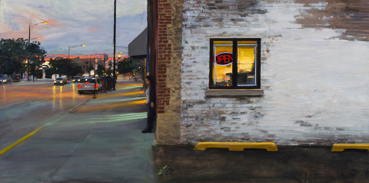 Open (North Milwaukee Avenue, Chicago) 32 X 64,