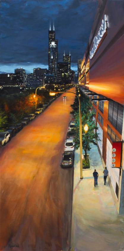 Roosevelt Commons, 72 X 36