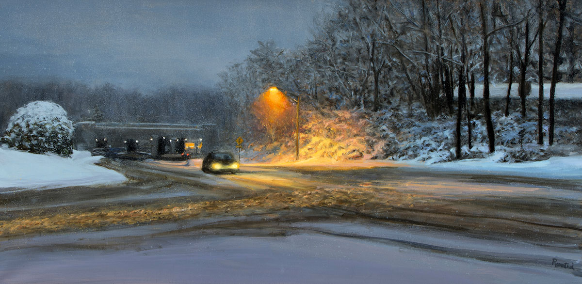 Westleigh and Western (Lake Forest, IL), 30 X 60