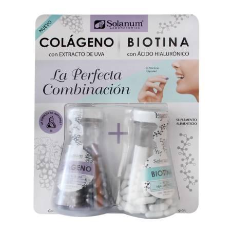 Colgeno y Biotina a precio de socio  Sams Club en lnea