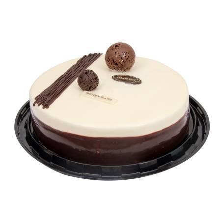 Pastel de 3 Chocolates a precio de socio  Sams Club en lnea
