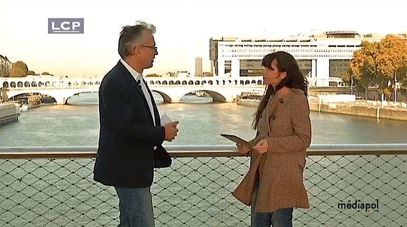 Philippe Couve interrogé par Valérie Brochard notamment sur la stratégie des médias français sur les marchés d'Afrique francophone.