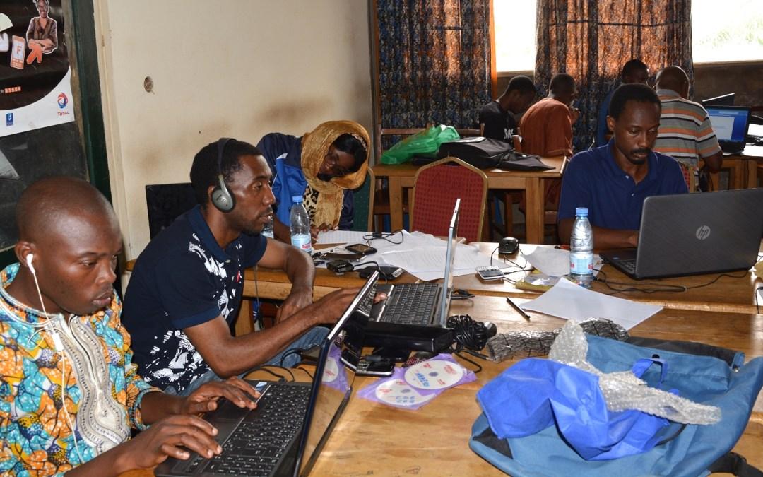 Belle réussite pour le hackathon médias de Yaoundé au Cameroun