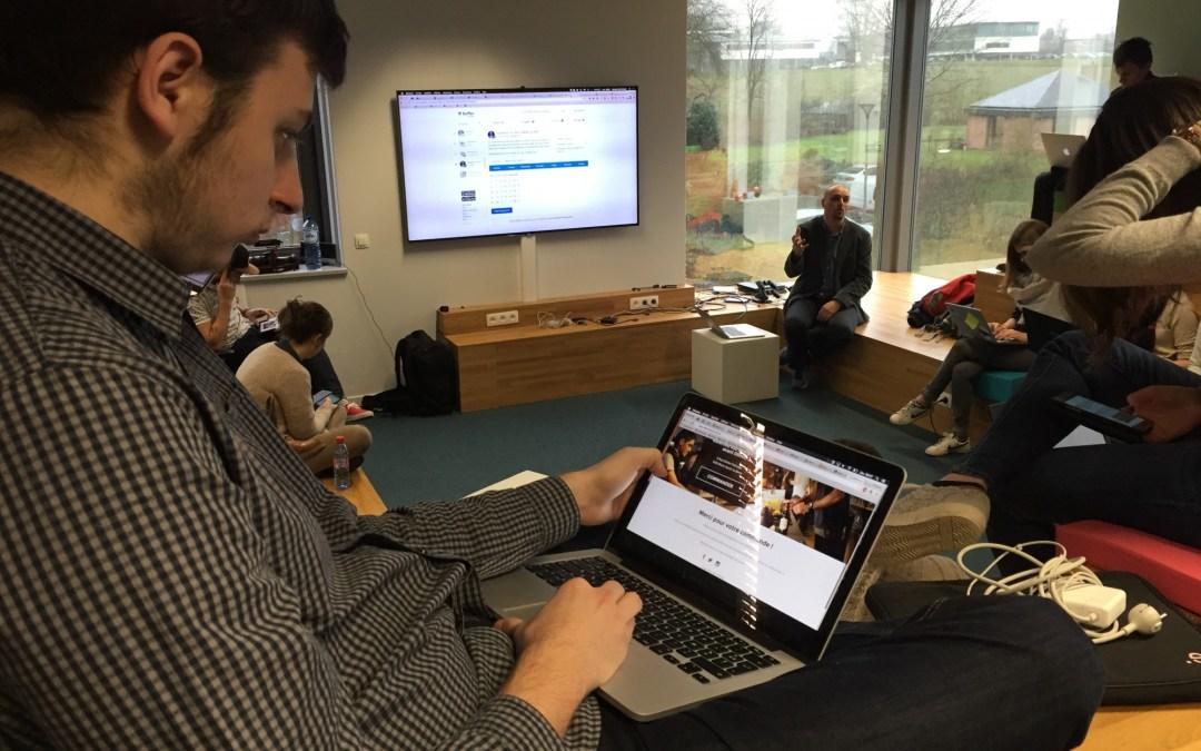 Inventer des formes de journalisme entrepreneurial au LabDavanac