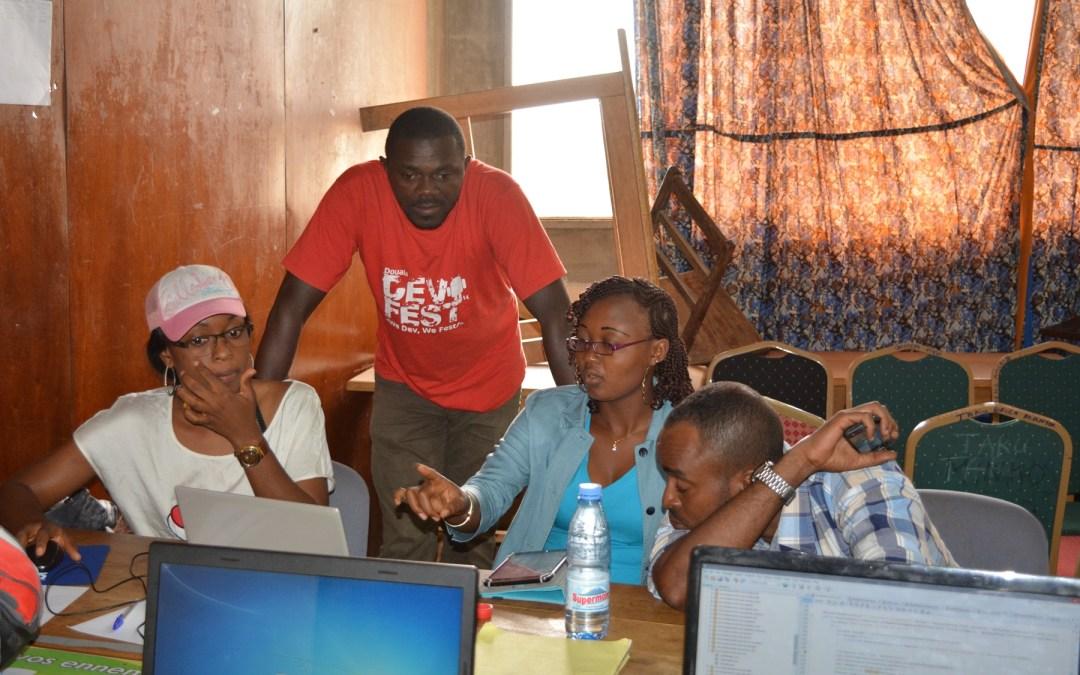Hackathon pour inventer les médias de demain à Cotonou