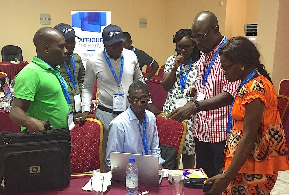 Créer des médias innovants en Afrique: retour sur une semaine d'accélération du programme #AfriqueInnovation