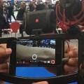 Photo: équipement mobile du journaliste Dougal Shaw, BBC (@dougalshawBBC)
