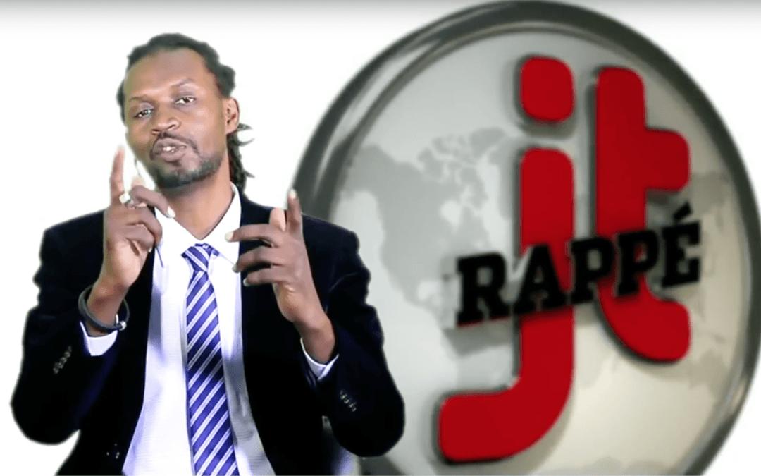 Xuman, le rappeur journaliste qui informe les jeunes Sénégalais