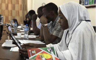 Niger: Samsa.fr forme 30 journalistes et animateurs radio aux techniques de communication digitale