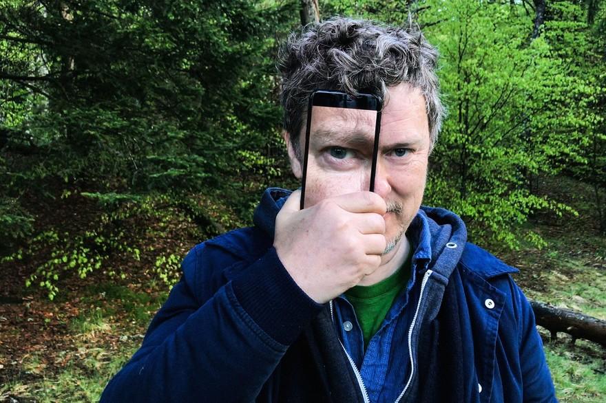 Quand le réalisateur Michel Gondry filme avec un iPhone