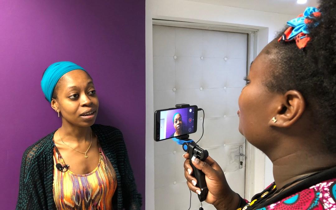 Formation vidéo mobile à Abidjan les 17 et 18 septembre 2018 (inscriptions)