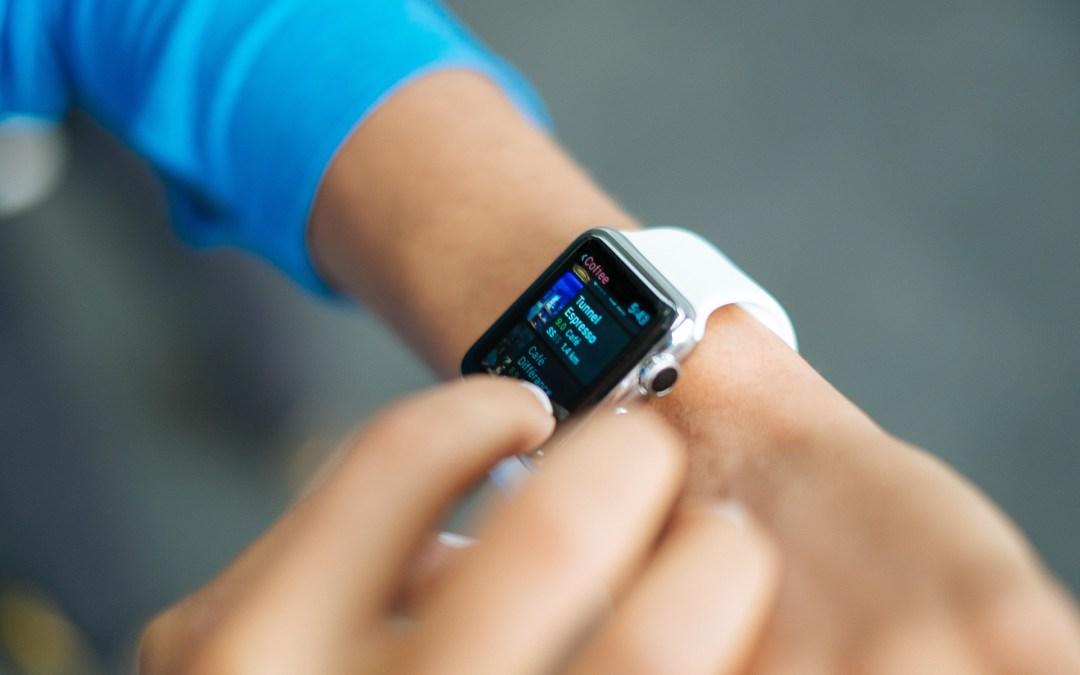 [Podcast] Quand une montre Apple watch permet de finir un reportage en direct