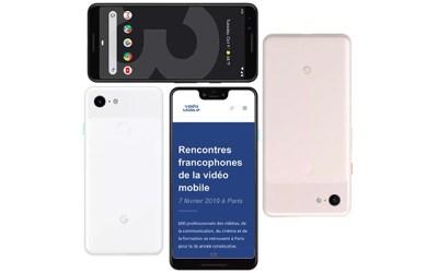 [Podcast] Pixel 3, un bon rapport qualité/prix pour un smartphone Android #videomobile ?