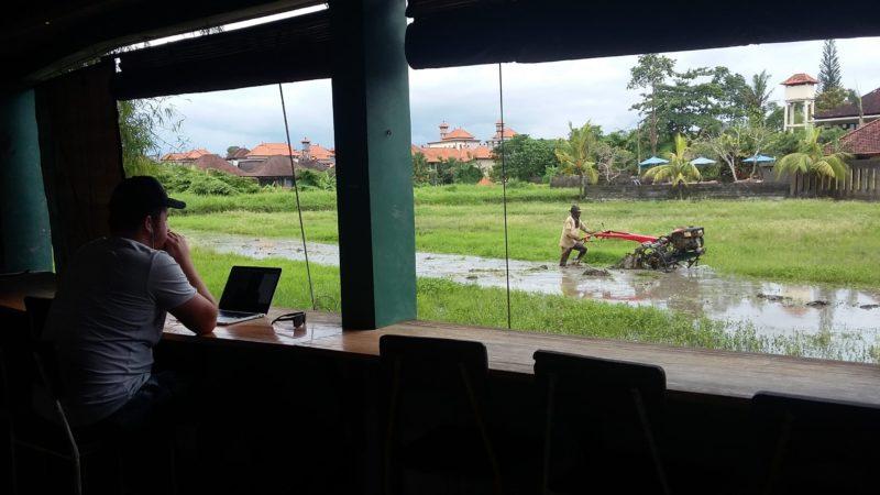 Télétravail chez Samsa.fr: comment j'ai travaillé à distance depuis Bali pendant un mois