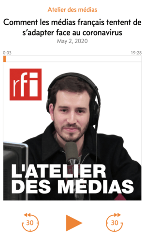 Philippe Couve: les défis qui attendent les médias au sortir du confinement