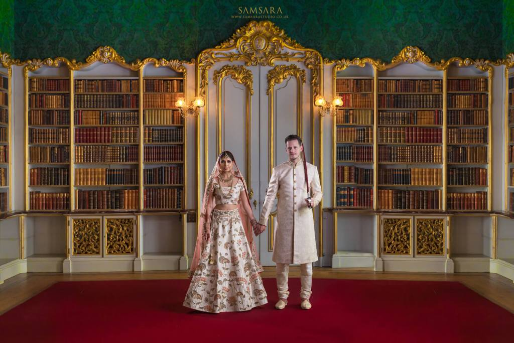 Asian Wedding Photography Wrest Park