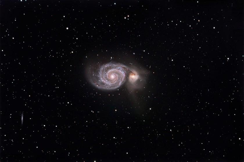 M51 NGC 5194 Galaxy