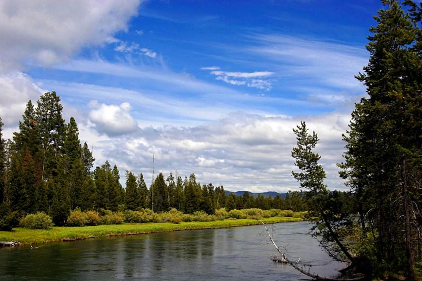 Dechutes River, Oregon