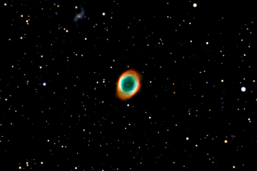 Ring Nebula M57 (NGC 6720