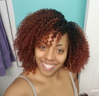 Crochet Braids With Freetress Water Wave | Short Hairstyle ...