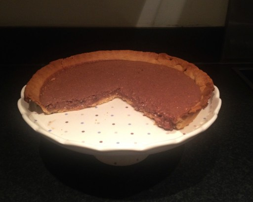 chocolate-toothpaste-tart