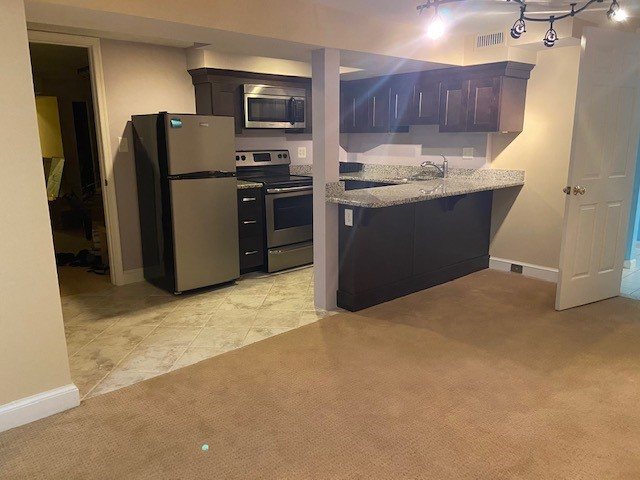 Spacious Basement Studio- Walk 2 Metro Bus- NIH/Carderock/AU (Bethesda)