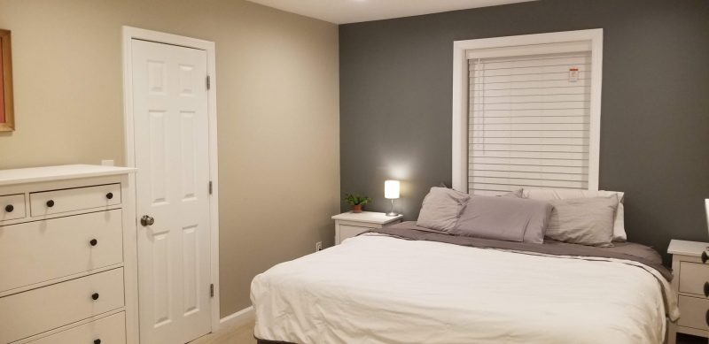 Spacious Newly Renovated Master Bedroom- Great Neighborhood