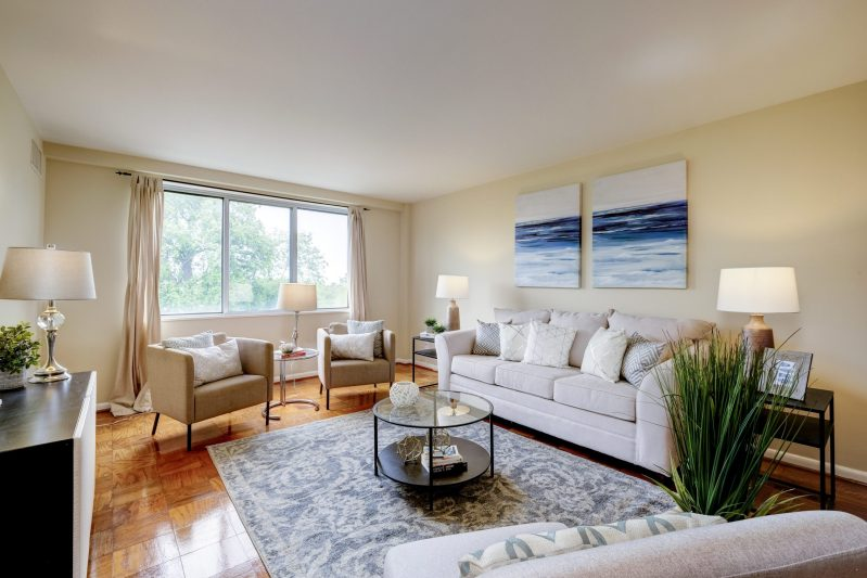 Condo for Sale – Woodmont Triangle 1-Bedroom – Walk to NIH and Walter Reed!