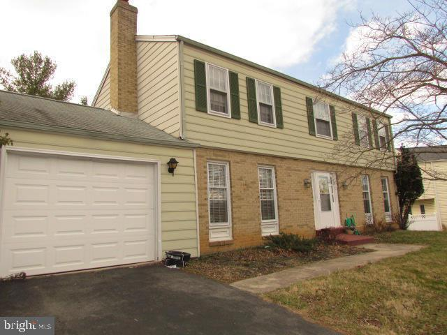 Single Family Home W/Garage – For Rent in North Potomac