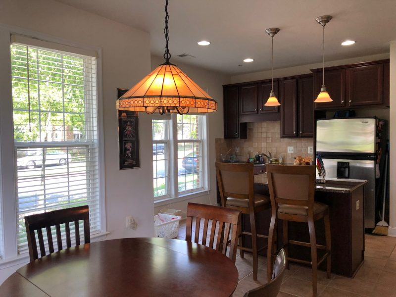 Spacious Fully Furnished 2 Bedroom/2 Bath Rockville Condo