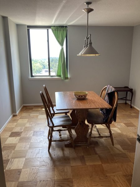 Room & Private Bath in 2 Bed/2 Bath Condo, 1 Block from Rockville Metro  – Rent Includes Utilities