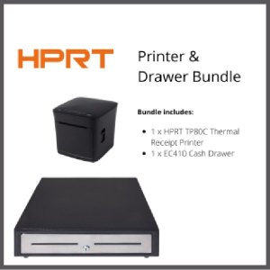 HPRT Printer Drawer Bundle