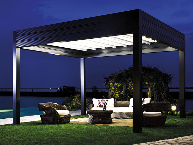 Stand Alone Shading Photo Gallery from Samson Awnings  Terrace Covers