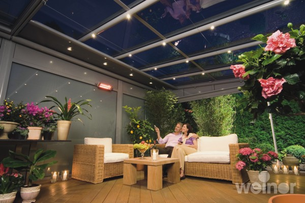 Glass Verandas Gallery from Samson Awnings  Terrace Covers