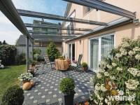 Glass Verandas | Patio, Terrace & Garden Verandas from ...