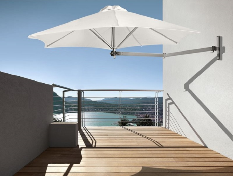 Commercial Paraflex Umbrellas from Samson Awnings  Terrace Covers