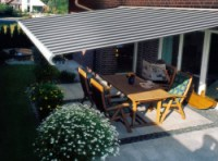 Garden Patio Awnings, Terrace Cover Carports in Warwick ...