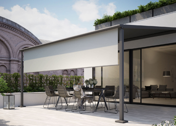 retractable roof systems canopies