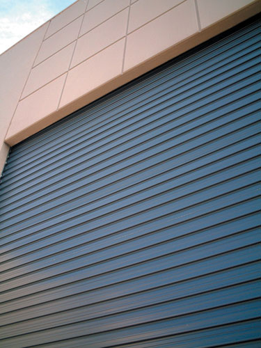 Gliderol Industrial Roller Shutter Doors  Industrial