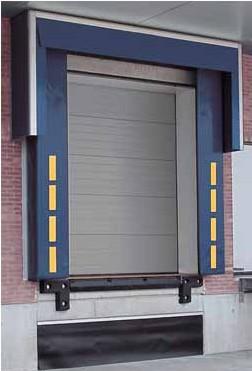 Hormann DPU Industrial Door from Samson Doors Online UK