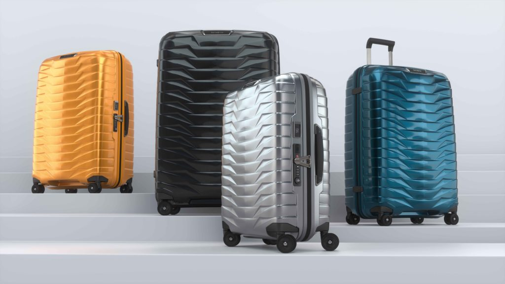 promo bagages samsonite