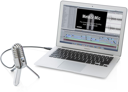 Meteor Mic with Final Cut