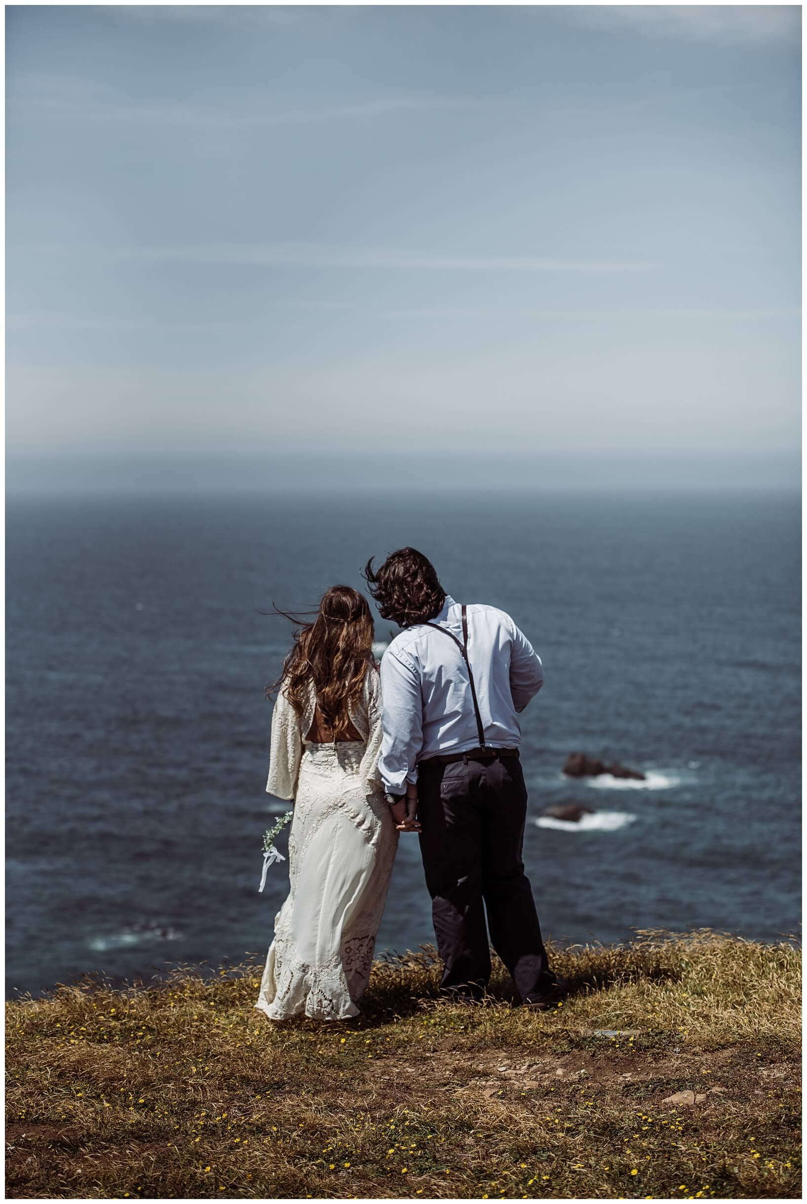 Samuel H. Boardman Oregon Coast Elopement Intimate Wedding S Photography Adventure Photography