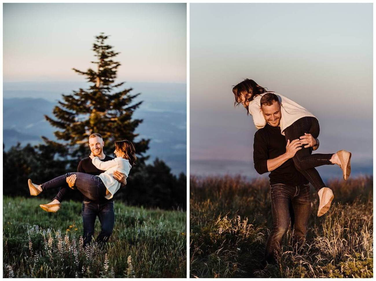 Corvalis,Mary's Peak,S Photography,adventure session,elopement photographer,engagement session,intimate wedding,minimalist elopement,national park wedding,oregon,pacific northwest,