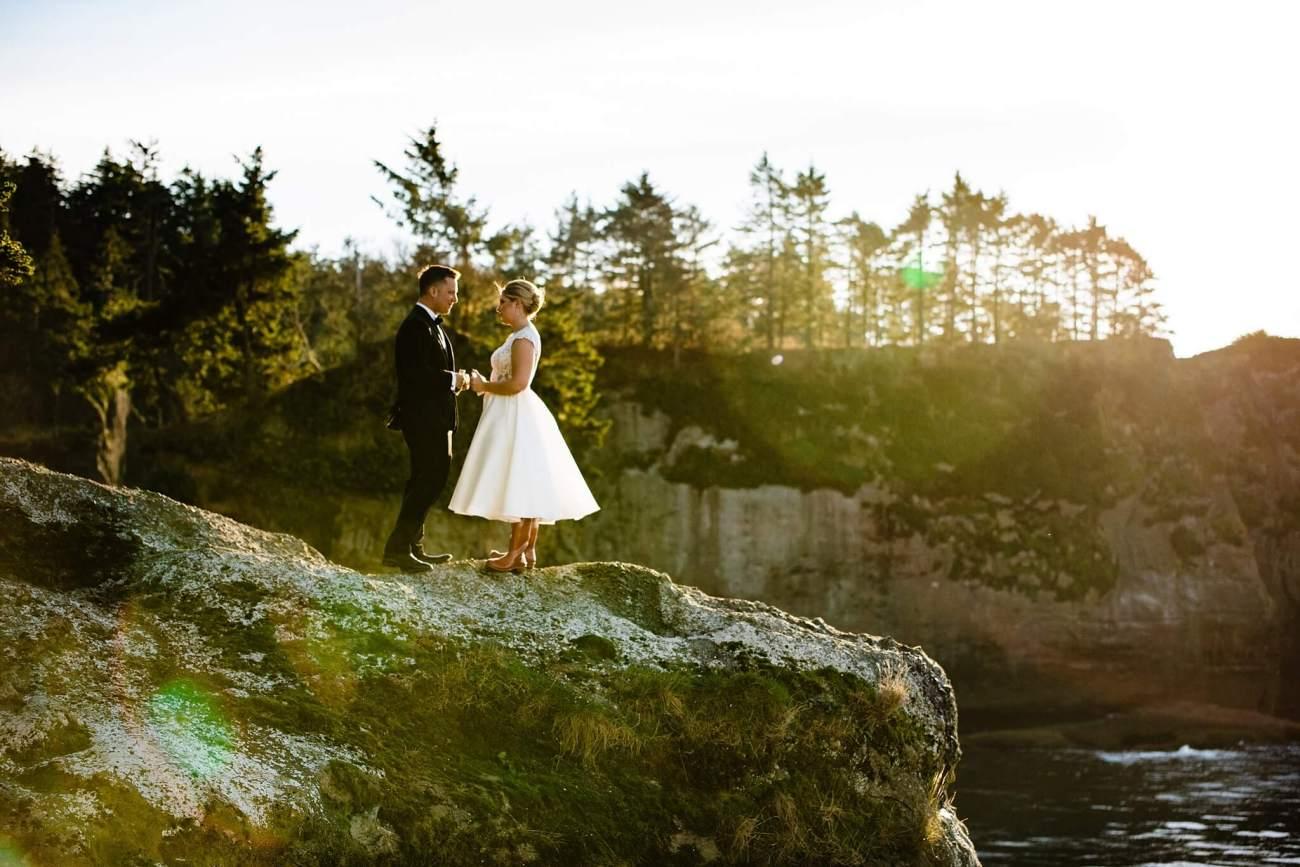 Cape Flattery,S Photography,adventure photographer,elope,elopement,jimmy choos,small wedding,tatoosh island,washington,