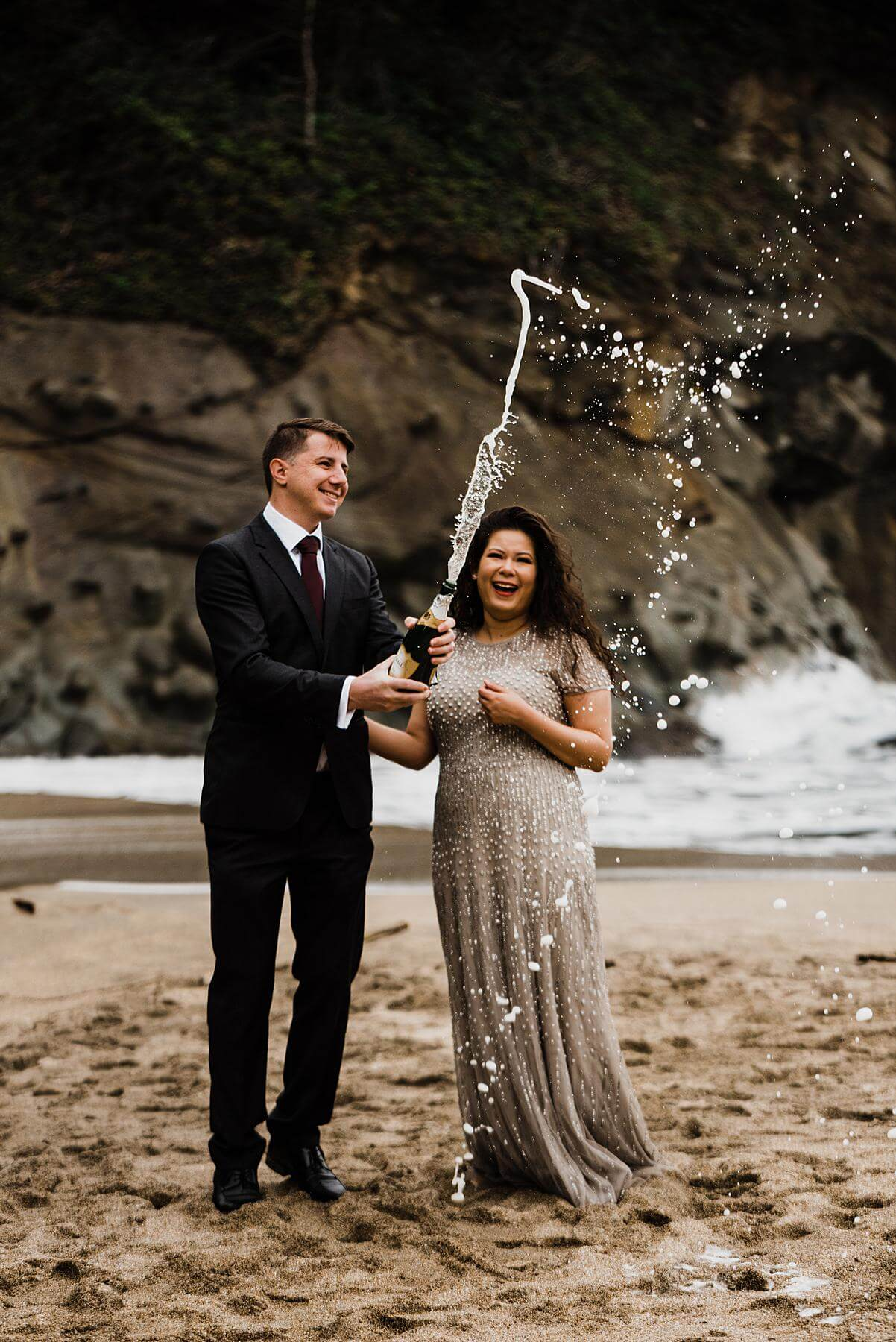 Simpson-Beach-Shore-Acres-Oregon-Coast-Elopement