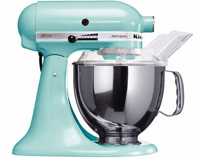 kitchen aid products mdf cabinet doors kitchenaid 5ksm150pseic artisan ice blue for 220 volts 240 multisystem el