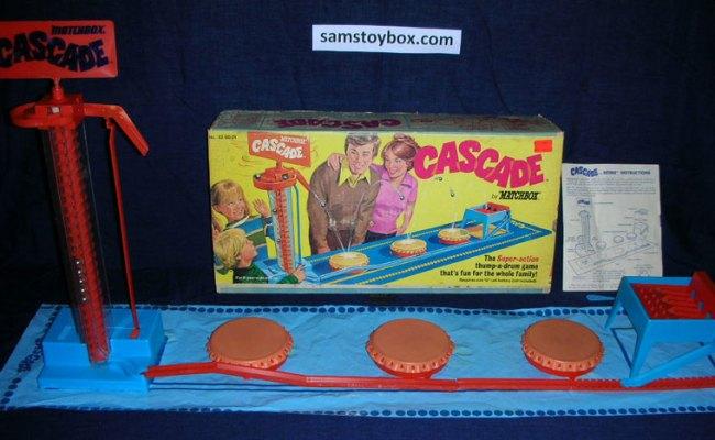 Cascade Game By Matchbox Sam S Toybox
