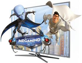 Captivating 2D & 3D in Full HD 1080p