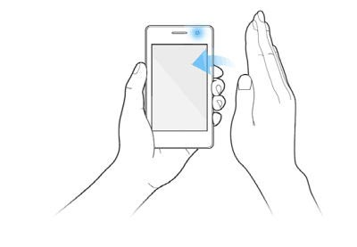 How to Using Air Gesture on Samsung Galaxy S4